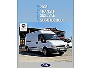 AKKAYADAN 2003 350 L VAN SOĞUTUCULU Ford Transit 350 L