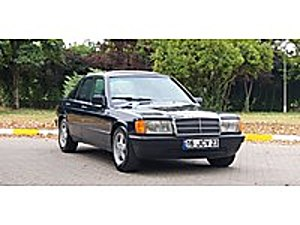 1985 MERCEDES 190 DİZEL TEMİZ SANROOFLU Mercedes - Benz 190 190 D 2.0