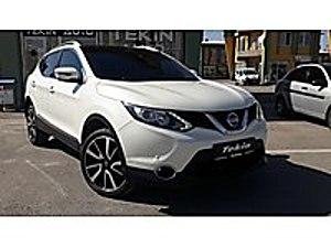 ORJİNAL-BOYA-DEĞİŞEN-TRAMER YOK Nissan Qashqai 1.5 dCi Black Edition