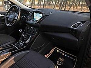 -REGNO CAR- FORD KUGA 1.5 TDCI TITANİUM PAKET 2017 MODEL Ford Kuga 1.5 TDCI Titanium