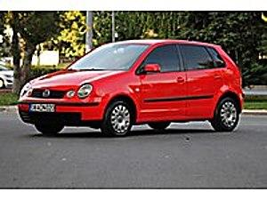 ULUBEY den 2004 VW POLO 1.4 TDI KLİMA ÇİFT AİRBAG MASRAFSIZ Volkswagen Polo 1.4 TDI Basicline