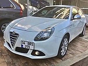 GALERİ ERSOY DAN 2015 GİULİE 1.4TB 170HP 79.500KM DEGİŞENSİZ Alfa Romeo Giulietta 1.4 TB MultiAir Distinctive