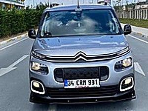 POLAT TAN 2020 CITROEN BERLINGO 1.5 BLUEHDİ FELL STİL 19 BİNDE Citroën Berlingo 1.5 BlueHDI Feel Stil