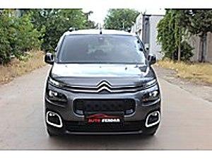 2020 BERLİNGO 1.5 BlueHDI 130 HP SHİNE BOLD EAT8 F1 DOYASIZ Citroën Berlingo 1.5 BlueHDI Shine Bold