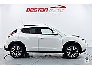 2015 Juke 1.6 SpecialEdit. CVT DEĞİŞENSİZ S.BAKIM CAM TAVAN 65KM Nissan Juke 1.6 Special Edition