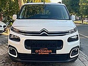 OTOMAR 2020 CİTROEN BERLİNGO 1.5 BLUEHDI FEEL STİL 18.500KM.ORJ. Citroën Berlingo 1.5 BlueHDI Feel Stil