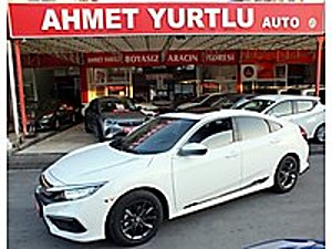 AHMET YURTLU AUTO 2020 CİVİC 0 KM ECO ELEGANS HEMN TESLM BOYASIZ Honda Civic 1.6i VTEC Eco Elegance