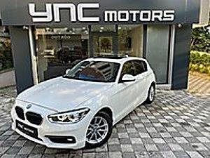 YNC MOTORS 2017 BMW 116d PREMİUMLİNE 35.000KM HAYALET XENON SNRF BMW 1 Serisi 116d Premium Line