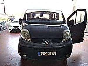 2 parça boyali hasar kayitsiz Renault Trafic 2.0 dCi Grand Confort
