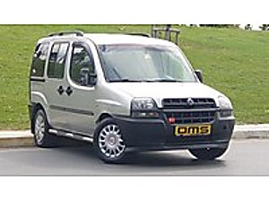 O.M.S OTOMOTİVDEN 2003 MODEL DOBLO 1.9 JTD SX Fiat Doblo Combi 1.9 JTD SX