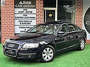 ARGE CAR DAN EMSALSİZ İLK ELDEN SUNROOFLU A6 2.0 TURBO Audi A6 A6 Sedan