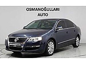 Osmanoğulları Auto 2006 Model Passat 1.6 FSİ Trendline Tiptronic Volkswagen Passat 1.6 FSI Trendline