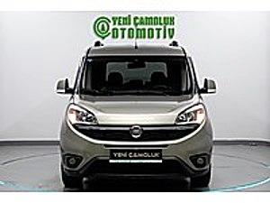 2017 MODEL FİAT DOBLO COMBİ 1.6 MJET 105PS PREMİO PLUS 81000KM Fiat Doblo Combi 1.6 Multijet Premio Plus