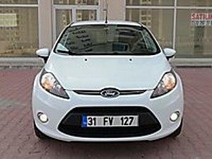 2012 FORD MY FİESTA1.25 BOYASIZ EKSPER RAPORLU Ford Fiesta 1.25 My Fiesta