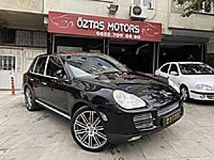 ÖZTAŞ MOTORS TAN PORSCHE CAYENNE 213.000 KM Porsche Cayenne 3.2