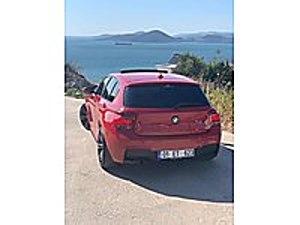 2012 Model KIRMIZI Sanroof Recaro Hasar Kayıtsız 145 Binde BMW 1 Serisi 116i M Sport