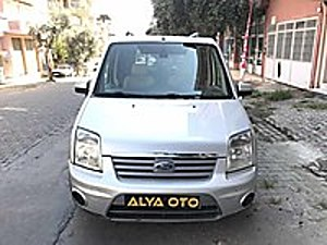 ALYA OTOMOTİV 2012 CONNECT SİLVER 1.8TDCİ 90HP Ford Tourneo Connect 1.8 TDCi Silver