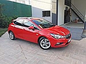 OPEL ASTRA 1.6 CDTİ DYNAMİC SANRUF OTOMATİK VİTES 45.BİN KM DE Opel Astra 1.6 CDTI Dynamic