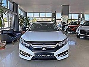 UĞUR OTO 2017 HONDA CİVİC 1.6İ VTEC ECO ELEGANCE BOYASIZ Honda Civic 1.6i VTEC Eco Elegance