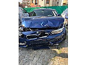2016 MODEL BMW 1.16D CALISIR YURUR DURUMDA BMW 1 Serisi