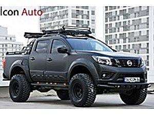 İCON AUTO - HATASIZ - 2020 TRAFİĞE ÇIKIŞLI - 2.3 DCİ - 4X4 Nissan Navara 2.3 DCI 4x4
