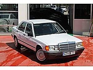 KOLEKSİYON LUK MERCEDES BENZ 190 DİZEL OTOMATİK HATASIZ 237.000 Mercedes - Benz Mercedes - Benz 190 D