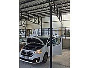 HATASIZ ORİJİNAL Peugeot Partner 1.6 HDi Active