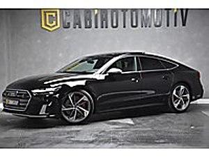 CABİR DEN 2020 AUDİ S7 3.0 DİZEL QUATTRO TR DE TEK HEMEN TESLİM Audi S Serisi S7 3.0 TDI