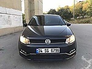 2017 MODEL VOLKSWOGEN POLO DİZEL OTOMATİK Volkswagen Polo 1.4 TDI Comfortline