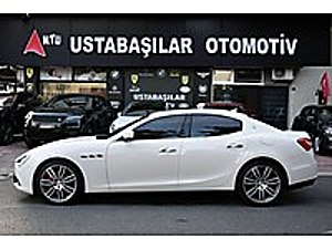 2015 MASERATİ GHİBLİ 3.0 V6 S Q4 ISITMA NAVİ SUNROOF BAYİ Maserati Ghibli 3.0