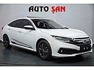 SIFIR 2020 ECO ELEGANCE 15 BİN TL EKSTRA DERİ ISTM SUNRF GOLD PK Honda Civic 1.6i VTEC Eco Elegance