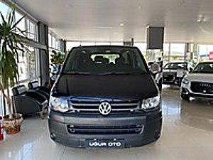 UĞUR OTO 2013 TRONSPORTER 2.0 TDI CİTY VAN 102 Hp BOYASIZ Volkswagen Transporter 2.0 TDI City Van