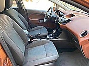 2014 FORD FİESTA TİTANİUM 3800 KM OTOMATİK DE BAKIMLI MASRAFSIZ Ford Fiesta 1.6 Titanium