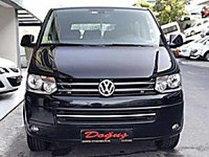 DOĞUŞ OTODAN 8 1 CARAVELLE  10 PEŞİNLE  90 INA KREDİ İMKANI Volkswagen Transporter 2.0 TDI Camlı Van Comfortline