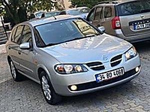 2005 ALMERA HB 1.5 TEKNA...DÜNYADA TEK...SADECE 19.000 KM DE... Nissan Almera 1.5 Tekna