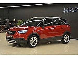 HANCAR MOTORS-ÇİFT RENK-KAMERA-NAVİGASYON-ŞERİT TAKİP-CRUİSE-LED Opel Crossland X 1.5 CDTI Enjoy