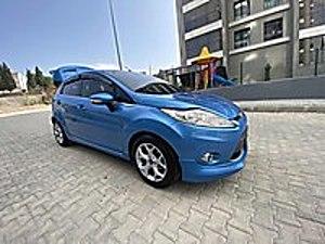 TEKCANLARDAN 2011 BOYASIZ HATASIZ İLK ELDEN ÇOK BAKİMLİ Ford Fiesta 1.4 TDCi Titanium