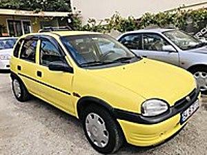 EUROKARDAN 1997 OPEL CORSA 1.4 SWİNG LPG LI Opel Corsa 1.4 Swing