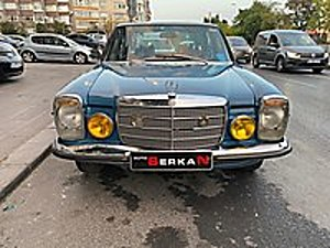 AUTO SERKAN 1974 MERCEDES 200D KLASİK Mercedes - Benz Mercedes - Benz 200 D