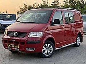 O.M.S OTOMOTİV DEN 2004 KISA ŞASE 5 1 CİTY VAN Volkswagen Transporter 1.9 TDI City Van
