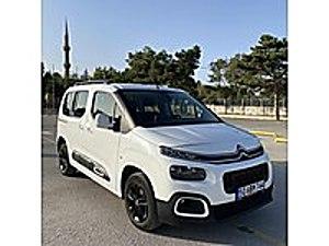 CİTROEN BERLİNGO SIFIR AYARINDA 1.5 BlueHDİ HATASIZ BOYASIZ Citroën Berlingo 1.5 BlueHDI Feel Stil