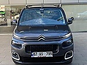 POLAT TAN 2019 CITROEN BERLINGO 1.6 BLUEHDİ SHINE CAM TAVAN FULL Citroën Berlingo 1.6 BlueHDI Shine