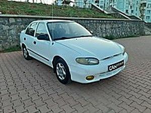 Bakımlı 1999 Hyundai Accent Arayanlara Hyundai Accent 1.3 LS