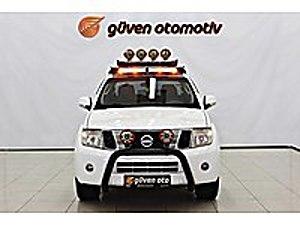 GÜVEN OTO DAN 2013 NİSSAN NAVARA 2.5 D 4x2 OTOMATİK OFF ROAD SİS Nissan Navara 2.5 D 4x2 SE