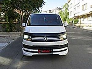 2015 MODEL VW. TRANSPORTER 2.0TDİ 102 BG VİP YAPILI 9 1 MİNİBÜS Volkswagen Transporter 2.0 TDI Camlı Van