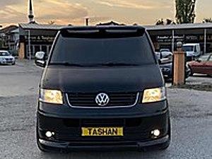 MİNİBÜS 9 1 VİP Transporter 165.000 Km 1.9 105 Hp HIZ Sabitleme Volkswagen Transporter 1.9 TDI Camlı Van
