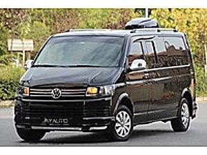 AY AUTO MİNİBÜS RUHST ÇİFT KLİMA OTO KAPI UZUN 140HP DELÜX VİP  Volkswagen Transporter 2.0 TDI Camlı Van Comfortline