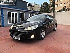 B K OTODAN PEUGEOT 407 1.6 HDİ EXECUTİVE BLACK Peugeot 407 1.6 HDi Executive Black