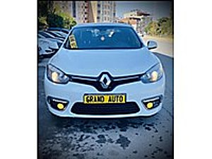 GRAND AUTO dan düşük km Renault fluence Icon Renault Fluence 1.5 dCi Icon