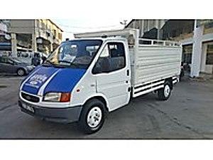 1999 MODEL 190 P İLAVELİ AÇIK KASA KAMYONET ÖZEL KESİM Ford Trucks Transit 190 P